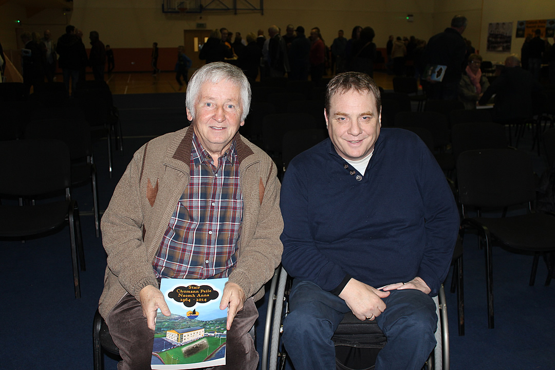 Stiofán & Michael Bharry